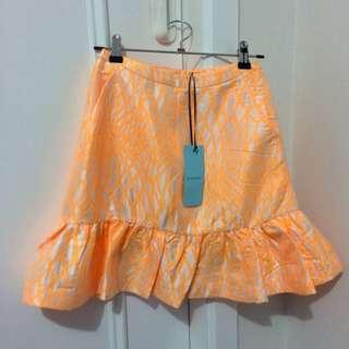 Kookai Tahiti Flippy Skirt