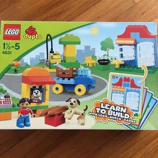 BNIB LEGO Duplo 4631