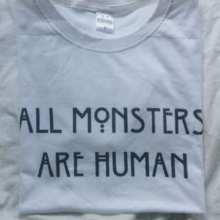 American Horror Story Quote T-shirt