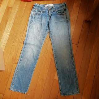 Levi's Patty Anne Slim Jeans