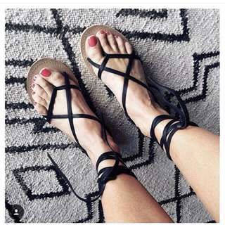 Tony Bianco Taja Sandals Size 36