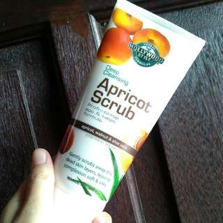 Hollywood Style Apricot Scrun (St ives Dupe)