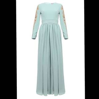 Lizah Dress - Mint