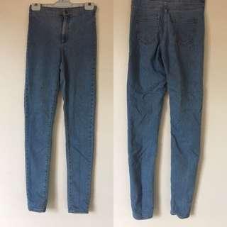 Women's TOPSHOP JONI Jeans
