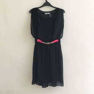 Swing Little Black Dress (LBD)