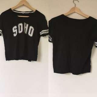Women's SOHO Cropped T-Shirt