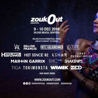 ZoukOut VIP Day 2