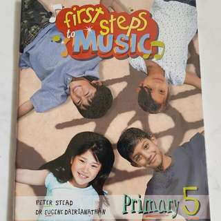 To Give Away: First Steps To Musics Primary 5