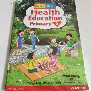 To Give Away: Health Education Primary 6