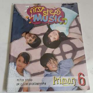 To Give Away: First Steps To Musics  Primary 6