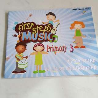 To Give Away : First Steps To Musics  Primary 3