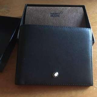 Montblanc Men's Leather Wallet