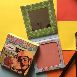 THE BALM - Frat Boy Shadow/Blush