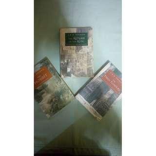 Tolkien bookset