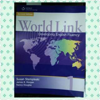 (二手)World Link Developing English Fluency