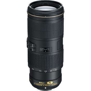 Nikon 70-200mm F4 Lens