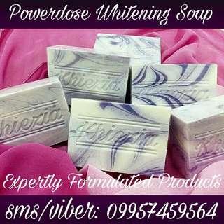 Powerdose Whitening Soap