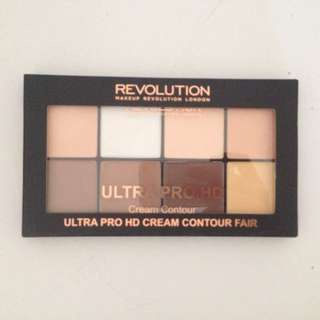 Makeup Revolution Cream Contour Palette