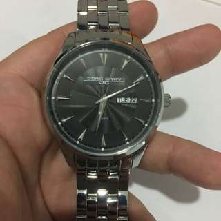 (sales) Authentic Jorg Gray Watch