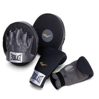 Everlast boxing fitness kit