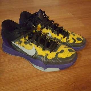 "Nike Kobe VII - Poison Dart Frog ""Lakers"""