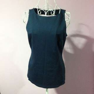 Banana Republic Navy Top - Size XS