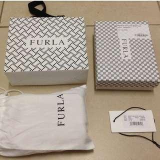 Furla Babylon M Zip Wallet Brand New