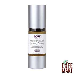 Now Solutions, Hyaluronic Acid Firming Serum (30ml)