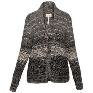 Wilfred Free Chunky Knit Cardigan By Aritzia