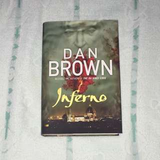 ❗️EXCLUSIVE❗️ Inferno By Dan Brown