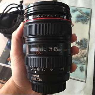 Canon 24-105L F4 Lens