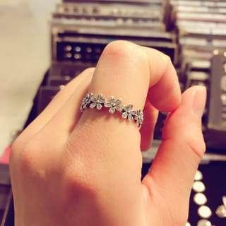 銀戒指潘朵拉款