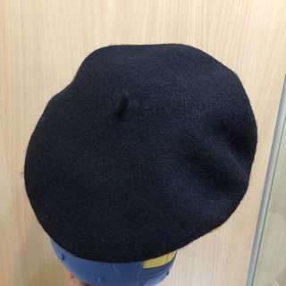 小童羊毛貝蕾帽