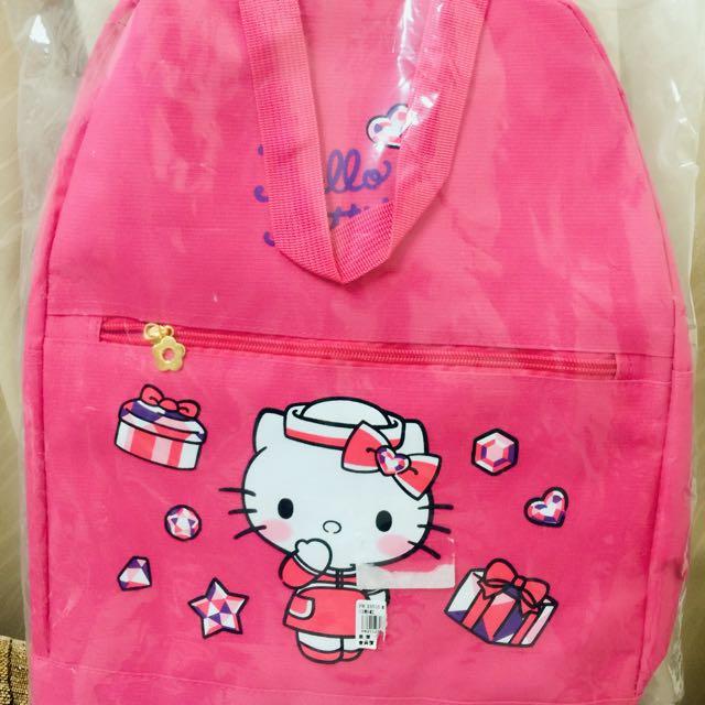 全新凱蒂貓後背包
