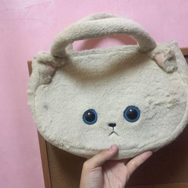 日韓貓咪包包