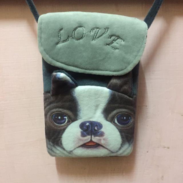 狗狗小包包