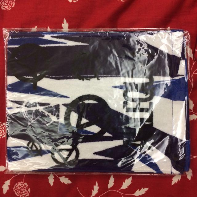視覺系樂團 アルルカン 毛巾