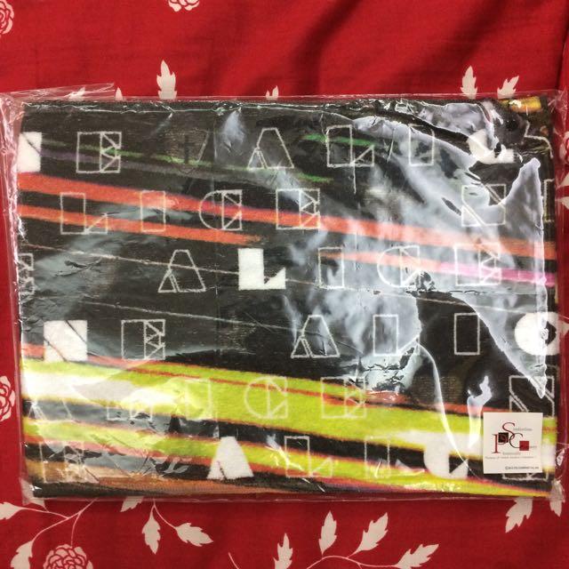 視覺系樂團 Alice Nine A9 毛巾