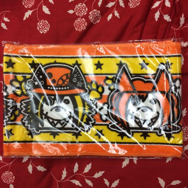 視覺系樂團 DOG in the POW 毛巾