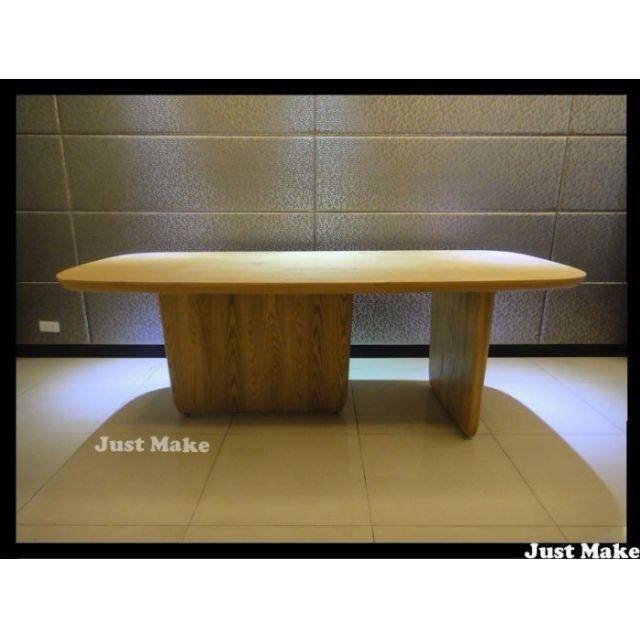 家室美家具 (Just Make) 訂製家具 B&B 餐桌椅 餐桌 桌 實木餐桌 工作桌 北歐餐 造型餐桌 辦公桌