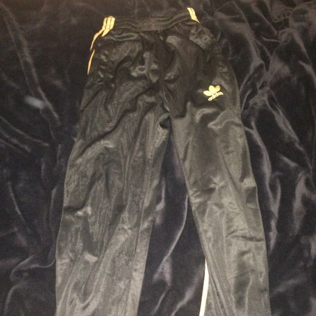 ADIDAS ORGINALS Track Pant Gold