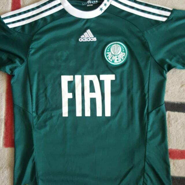 452b35f5c Adidas Palmeiras Jersey