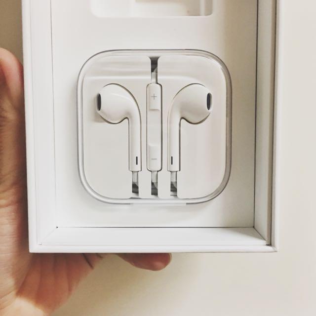 無拆過🎧Apple 原廠 耳機 EarPods