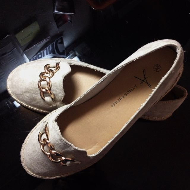 Atmosphere Flat Shoes