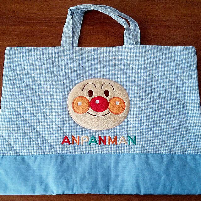 SALE - Authentic Anpanman Tote Bag