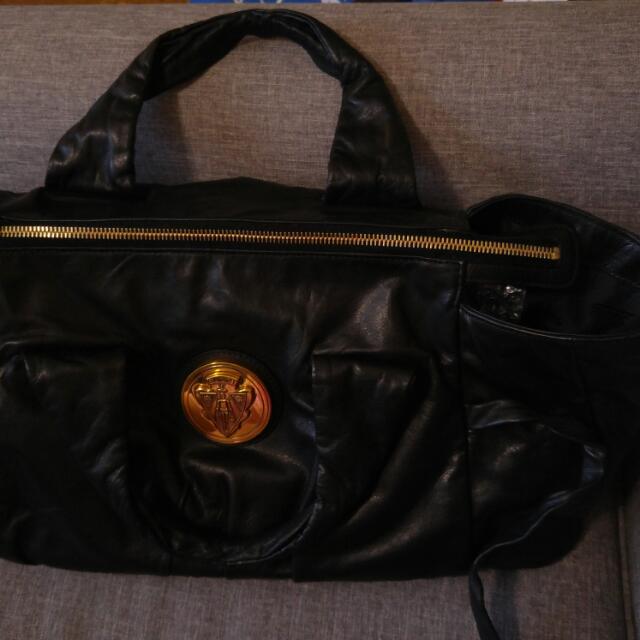 Authentic Gucci Hysteria Black Bag