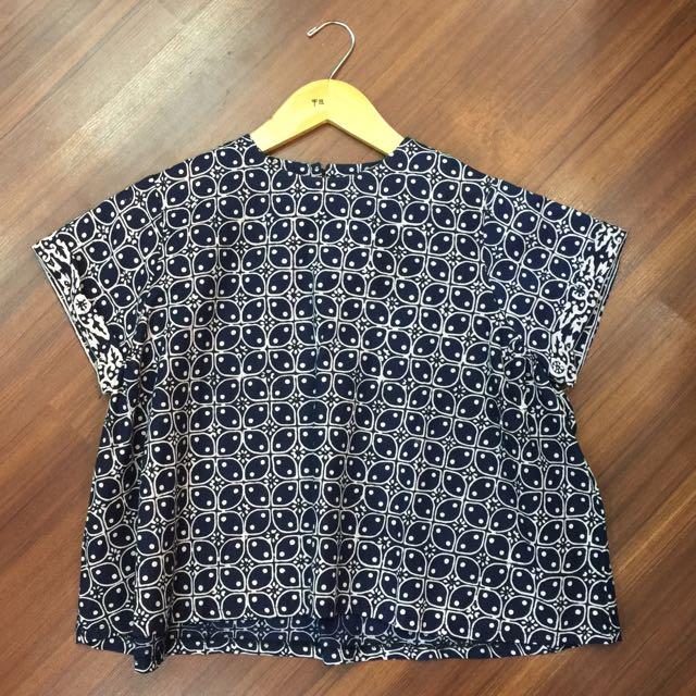 Baju Batik Garut