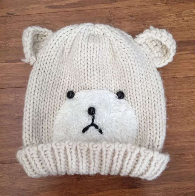 Bear Beanie