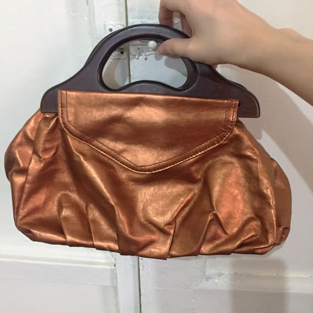 Bronze Bag From Memo