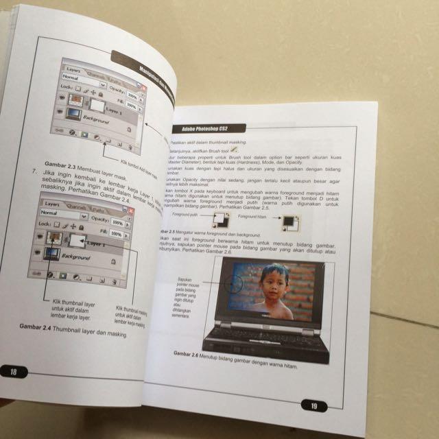 Buku Manipulasi Dan Memberperbaiki Foto Digital Dengan Adobe